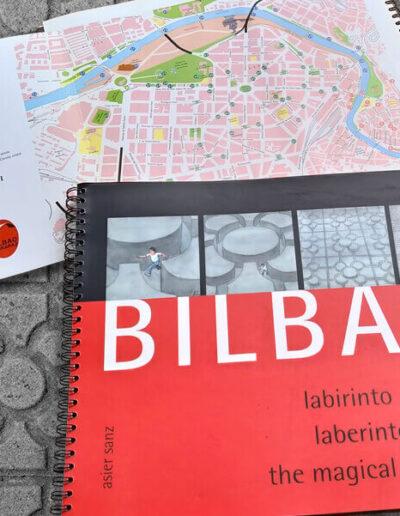 Bilbao laberinto mágico