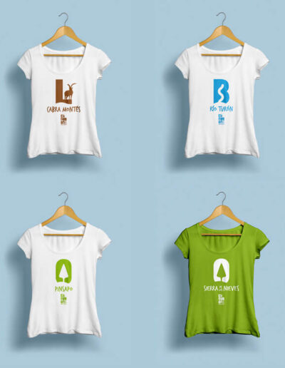 Camisetas El Burgo