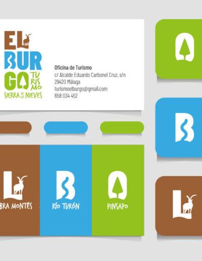Tarjetas El Burgo