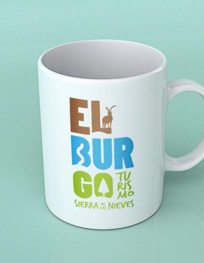 Taza El Burgo