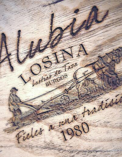 Alubia Losina