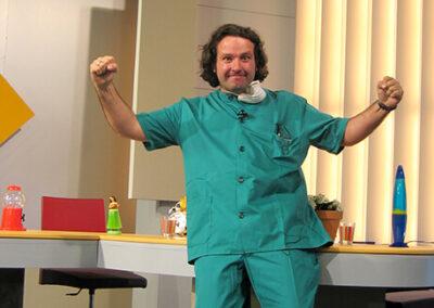 El doctor humano